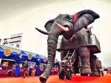 重型机械大象租赁 机械大象租赁厂 机械大象