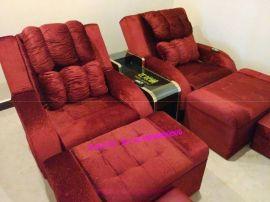 东莞厚街洗脚沙发定做 沐足沙发翻新