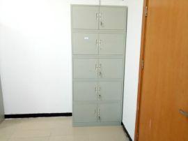 赣州铁皮文件柜钢制文件柜办公文件柜五节文件柜