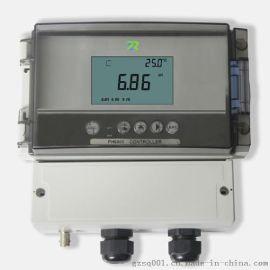 在线PH变送器 海净牌PH6000型壁挂式PH控制器