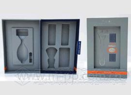 吉列剃须刀套盒 (电子产品,定制包装)