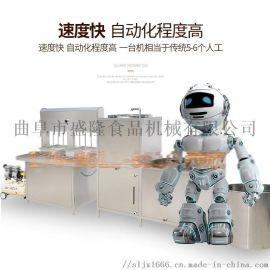 盛隆果蔬豆腐机械全自动新款