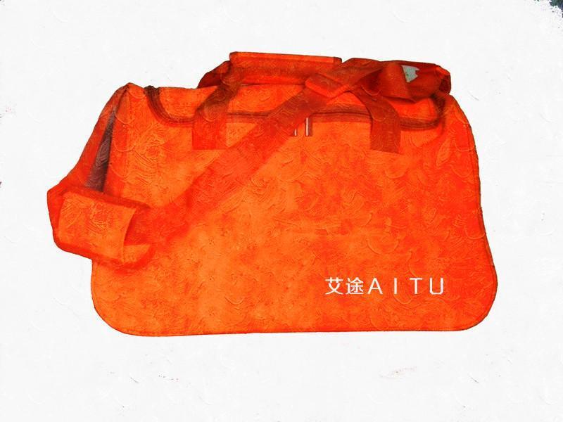 艾途專業簡約旅行包一兆韋德款健身禮品包定製