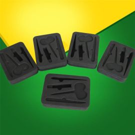 防震eva内衬 eva包装 黑色eva内衬 橡胶发泡材料