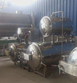 宏科杀菌锅 羊奶牛奶乳品生产配套线 UHT超高温瞬时灭菌设备