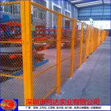 2米高隔离网 生产供应 不锈钢隔离网 安全护栏