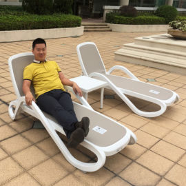 广州舒纳和SLY沙滩椅, 泳池躺椅沙滩椅