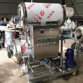 春泽机械**豆制品豆干高温高压杀菌锅