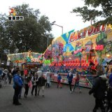 摇滚排排座庙会儿童游乐设备 中型游乐设备生产厂家