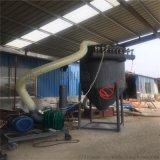 無塵粉煤灰裝罐輸送機 沙子粉煤灰輸送機QA1