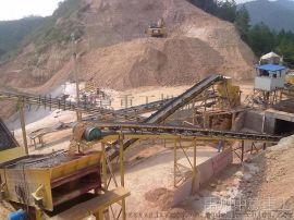 石料生产线简约而不简单 充分满足您对砂石骨料的需求