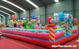 河南鄭州小型充氣城堡廠家直接銷售