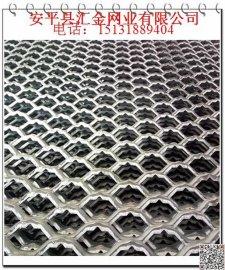 集装箱平台防滑重型钢板网
