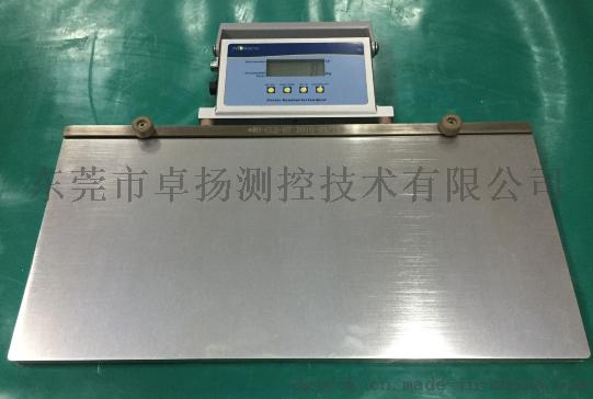 卓扬测控、电池设备专用平面压力测试仪、压力测试仪厂家