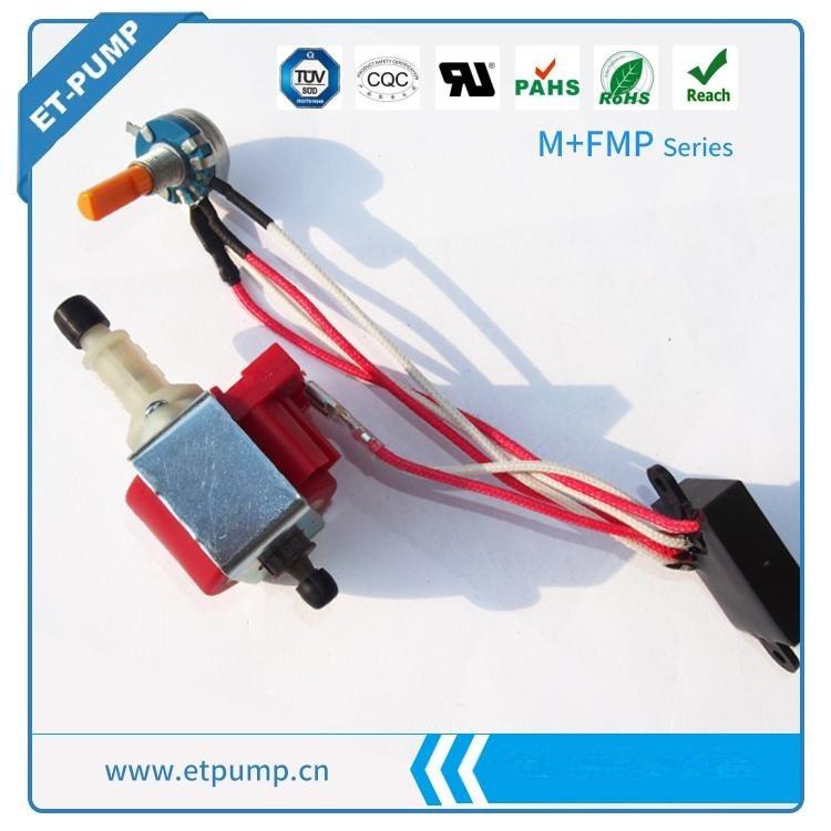 小功率 長壽命 自吸式小水泵  電磁泵 可配調頻版 電位器