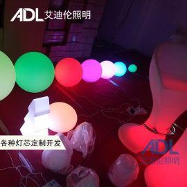 LED发光灯芯DMX512控台控制机芯酒吧舞台家居装饰120/119底壳灯盘