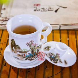 陶瓷泡茶杯定做 陶瓷泡茶杯