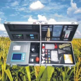 LB-G01X 高智能测土配方施肥仪