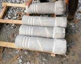 防撞石柱子 擋車石球 專業擋車柱加工生產廠家