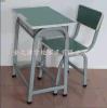 厂家直销善学学校课桌椅,彩色时尚中小学生学习培训椅