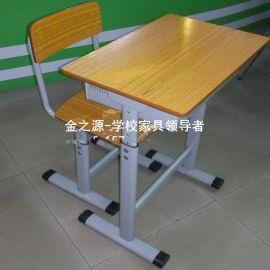 广东佛山厂家直销中小学生课桌椅,学校辅导班课桌椅