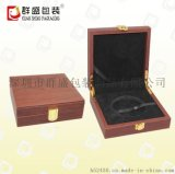 高档仿皮革纪念币包装盒子