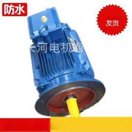 冷却塔风扇防水电机YLT90S-4/1.1KW