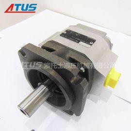 德国原装力士乐齿轮泵PGF2-22/01RE01VE4高压油泵直销及维修