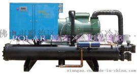 食品行业  低温螺杆式工业冷水机