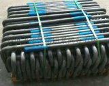 诺固紧固件厂供应gb235m10-m100地脚螺栓,地脚丝
