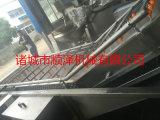 厂家直供多功能高效菠菜清洗机 芹菜清洗生产线