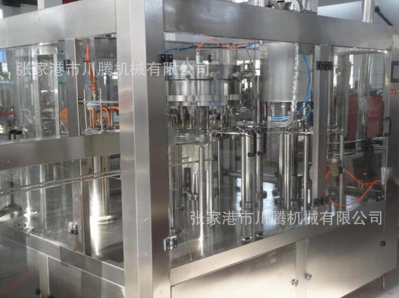 全自动6000瓶/小时饮料灌装机及灌装设备