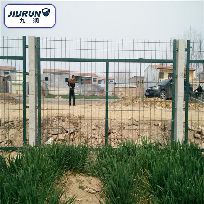鐵路防護柵欄 公路鐵路防護網 金屬網片防護柵欄