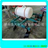 拖拉机配套地膜覆盖机喷药铺覆膜机 地膜机盖膜机