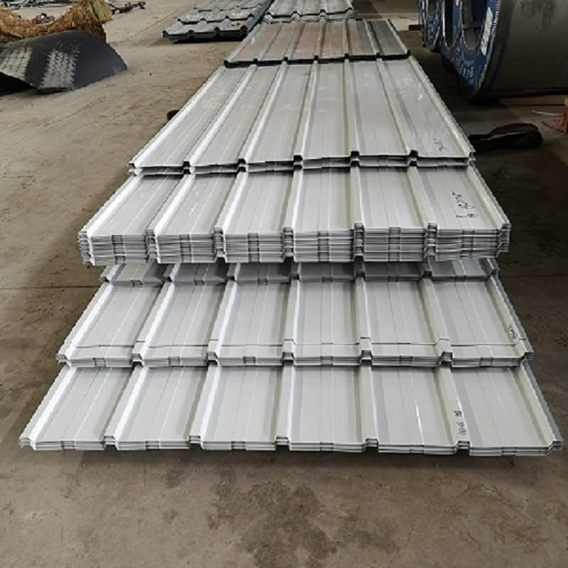 波紋型彩鋼板 隱藏式彩鋼板 橫排彩鋼板