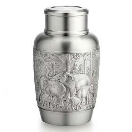泰國錫器 吉象錫罐商務往來 友情饋贈 藝術收藏 的贈禮