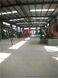建一套1万吨鸡粪有机肥生产线设备大概要多少钱