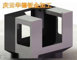 冲床外钣金罩壳设计/加工中心磨铣床光机钣金护罩加工