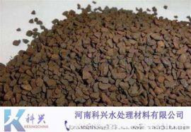 除铁锰砂滤料生产厂家规格齐全是水处理的理想产品