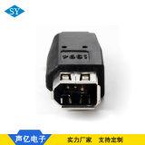 供应USB连接器6P/F1394转接头