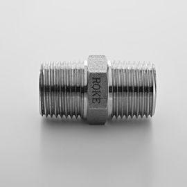 液压锻造六角外螺纹不锈钢接头
