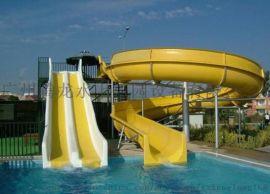 廠家直銷水上娛樂設施-特色組合滑梯