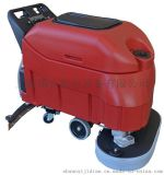 義大利奧美560 RUGBY雙刷洗地機電池續航時間5-7小時