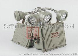 停电 BAJ52防爆双头应急灯