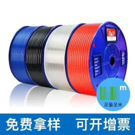 新同力PU管12mm 多种颜色可开票 PU气管