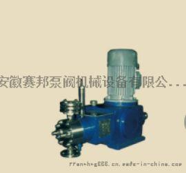 J-WM(J-ZM)型系列液压隔膜计量泵