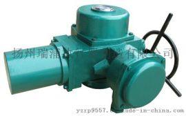 扬州瑞浦Q型10-1部分回转阀门电动执行器
