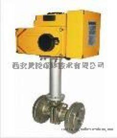 电动超低温液氮流量调节阀