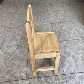 廠家直銷幼兒園兒童實木椅子