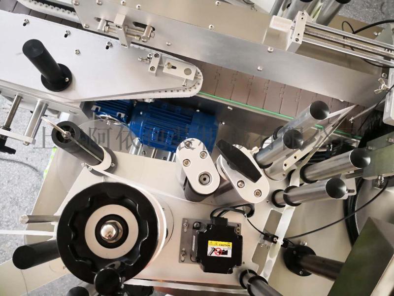 阿依TB600型全自动双面贴标机